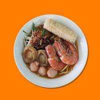 from One Prawn Noodle