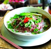 Beef Slice Noodle  from Ngon