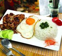 Chicken Chop Rice from Ngon