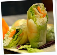 Fresh Summer Roll from Ngon