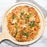 Margherita Bufala Pizza from KonFusion