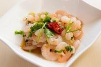 Stir Fry Shrimp from Mrs. Vinegar