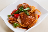 Sweet & Sour Fish Cutlet  from Mrs. Vinegar