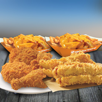 Chicky Cheesy Feast - Popeyes Catering Menu from Popeyes