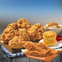 Superb Saver A - Popeyes Catering Menu from Popeyes