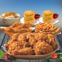 Superb Saver B - Popeyes Catering Menu from Popeyes