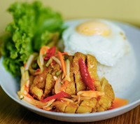 Thai Style Chicken from The Rice Bowl (Gold)