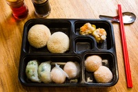 Dim Sum Bento Boxes from Ding Dim 1968