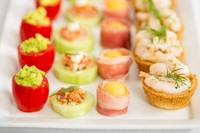Supreme Catering - Canape from Supreme Catering