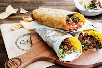 Breakfast & Lunch Burritos from Cali-Mex Taqueria