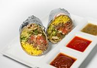 Burrito from Cali-Mex Taqueria