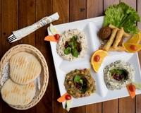 Hummus Platter from Beirut Grill