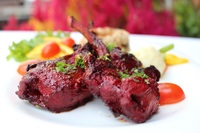 Lamb Chops from Beirut Grill