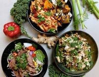 Healthy Packed Meals and Sharing Platters from Sumo Salad