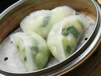 Shrimp & Vegetables Dumpling from Aberdeen Chau Kee Dim Sum
