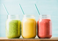 Detox Smoothies from Detox Cafe