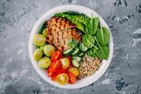 Quinoa Salad from Detox Cafe
