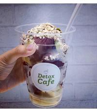 Banana Bowl from Detox Cafe