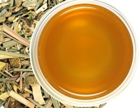 Lemongrass and Ginger Tea from Detox Cafe