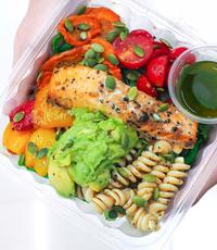 Original Salad from Detox Cafe