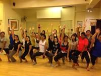 Piloxing from Bolly Dancing Studio