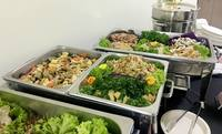 Buffet catering set up - rasa rasa halal delights from Rasa Rasa Halal Delights