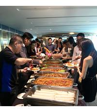 Corporate buffet catering - rasa rasa halal delights from Rasa Rasa Halal Delights