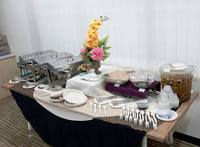 High Tea buffet catering for afternoon meeting - rasa rasa halal delights from Rasa Rasa Halal Delights