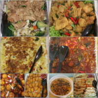 Customer Pauline, Mini Buffet A from Rasa Rasa Halal Delights