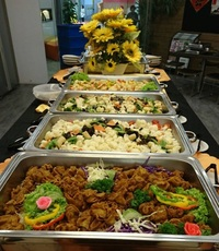 buffet  from Rasa Rasa Halal Delights