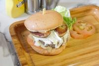 Foie Gras Burger from Two Blur Guys