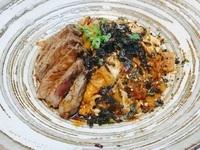 Steak Omelette Don - <Omoomo> Catering Photo from Omoomo