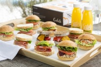Sandwich Platters - Cedele Catering Menu from Cedele