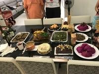 Customer Lim, Festive Mini Buffet - Cedele Catering Menu from Cedele