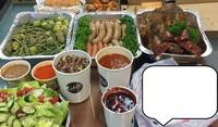 Customer Annie, Breakfast Starters Package - Cedele Catering Menu from Cedele