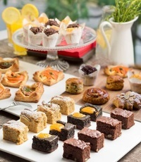 Afternoon Tea Platter - <Cedele> Catering Photo from Cedele