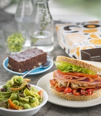 Hearty Lunch Box - <Cedele> Catering Photo from Cedele