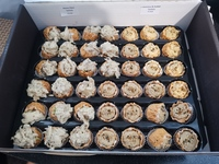 Customer Casey - Celebratory Set and Party Sliders Platter - Cedele Catering Menu from Cedele