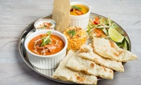 Butter Chicken Naan Set from Prata Wala