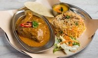 Curry Chicken Briyani from Prata Wala