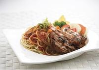 Chicken Chop Spaghetti - Streats Menu Photo from Streats