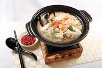Rice Porridege w Seafood - Streats Menu Photo from Streats