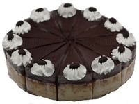 Mocha Cheesecake from Chocolat-ier