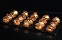 Mini Savory Choux - PAUL Singapore Catering Photo from PAUL