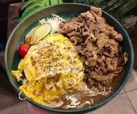 Beef Stroganoff Omurice from Canteen Bistro