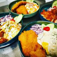 Omurice Bowls from Canteen Bistro