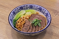 Dry Beef Noodles from Tongue Tip Lanzhou Beef Noodles