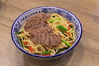Fried Noodles from Tongue Tip Lanzhou Beef Noodles