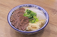 Signature Noodles from Tongue Tip Lanzhou Beef Noodles