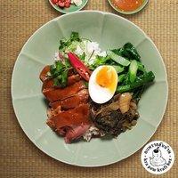 Khao Kha Moo from Krapow